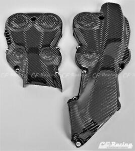 Ducati 1098, Monster 821 1200/S, Streetfighter Timing Belt Covers - Carbon Fiber