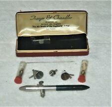 Thayer & Chandler Artists' Vintage Airbrush #73163A W/Case
