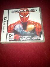 Spider-Man Le Règne Des Ombres Nintendo DS neuf