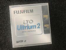 Fuji LTO Ultrium 2 Cartridge (Datenkassette 200/400 GB) OVP/Neu