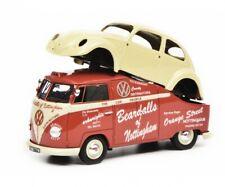 Schuco 1:43 Volkswagen T1a Beardalls of Nottingham 450907800