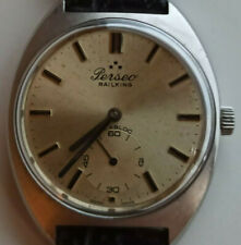 OROLOGIO PERSEO RAILKING FS VINTAGE WATCH MONTRE RELOJ UHR