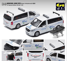 ERA Car Mercedes-Benz Vito Taiwan Ambulance 1/64