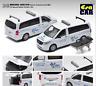 ERA Car Mercedes-Benz Vito Taiwan Ambulance 1/64