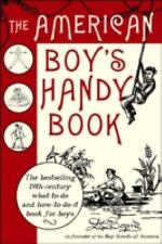 The American Boy's Handy Book-ExLibrary