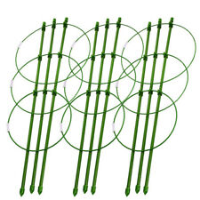 Garden Climbing Plant Support Cage Trellis Flowers Stand Rings 3 Rings Tomato
