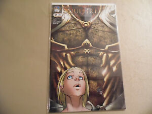 Soufire #3 Cover A (Aspen 2005) Free Domestic Shipping