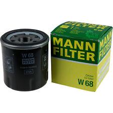 ORIGINALE MANN-FILTER FILTRO OLIO FILTRO W 68 OIL FILTER