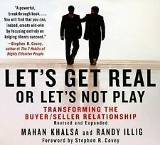 Get Real Buyer Seller Relationship  Get Real or Let's Not Play HC New