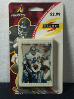 NFL Football Cards - PINNACLE SCORE 1997 - 1 Pack Sealed Plastic - NO MORE EXIST