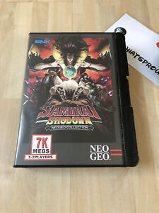 RARE Samurai Shodown Collection PIX N LOVE Edition Nintendo Switch NEW & SEALED