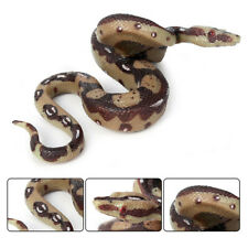 Exotic Realistic Rubber Toy Soft Fake Snakes Props Joke Prank Tool Super T0T0
