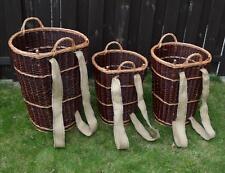 Kiepe 3 Großvarianten!  Tragekorb Huckelkorb Rückentragekorb Weide kein Rattan