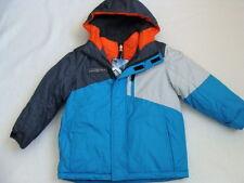 NWT Boys Zero XPosur 3-in-1 Jacket Size 5 6 Navy Winter Ski Coat Parka Hood NEW