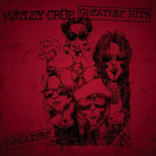 Motley Crue GREATEST HITS 180g Best Of 19 Songs GATEFOLD New Sealed Vinyl 2 LP