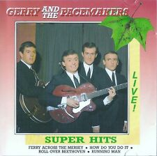 GERRY & THE PACEMAKERS : LIVE SUPER HITS / CD