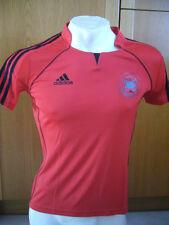 adidas Damen DHB Ger Fed Trikot Handball 613529 rot schwarz Gr 50