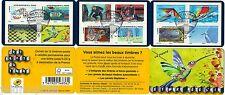 Carnet BC889Le timbre fête l'air Fête du timbre 2013 obli 1er jour non plié LUXE