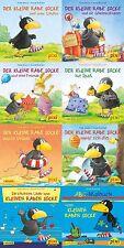 8 Pixi Bücher Der kleine Rabe Socke Softcover Bilderbücher + BONUS