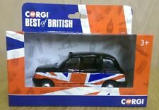 Corgi GS85909 Best of British London Black Taxi