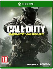 Call of Duty: infinite Warfare (Xbox One) Sigillato Nuovo di zecca e