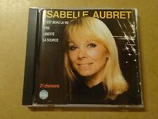 CD / ISABELLE AUBRET
