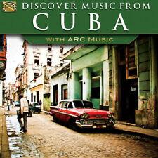 CD de musique caraïbes et cuba pour musique du monde
