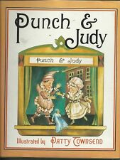 Punch and Judy HC by Fred E Weatherly and Patty Townsend