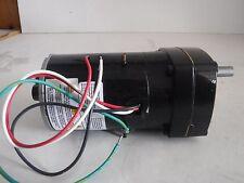 NEW 6A196 AC Gearmotor, 154 rpm, TENV, 115V(P)