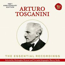 ARTURO TOSCANINI - THE ESSENTIAL RECORDINGS  20 CD NEU