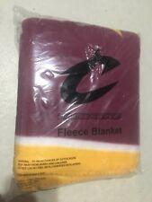 Rare Cleveland Cavaliers NBA Championship SGA Fleece Blanket Cavs Giveaway 12/29