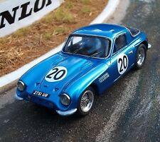 Probuild  Ocar 1/32 RTR slot car VINTAGE 1960's TVR S1 -MET BLUE  M/B