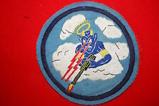 433RD FIGHTER SQUADRON SQDN A2 JACKET PATCH SATAN'S ANGELS 475TH GROUP