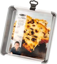 Stellar James Martin Non-Stick Square Cake Tin 23 x 23 x 4.5cm
