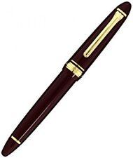 Sailor Profit 1911 Standard 14k fountain pen Maroon Fine nib +Converter