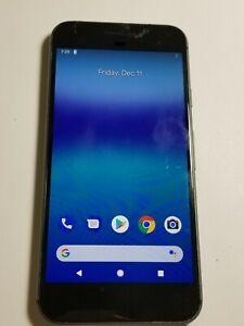Google Pixel - 32GB - Gray  - Carrier Unknown - Freezes Randomly #  86DC