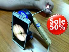 Mobile Adapter for Fiberscope, Endoscopy And Portable LED Cold Light Source 10 W