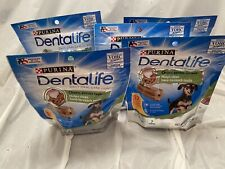 9pk Purina Dentalife Small Dogs Dental Chews Daily Oral Care Treat 63 Total