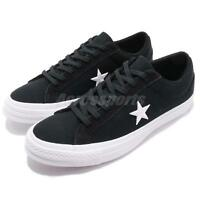Converse One Star Low Black White Men Women Casual Shoes Sneakers 160600C