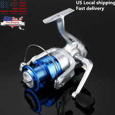 Spinning Spool Fishing Reel Yd500 12Bb Metal Folding Left Right Arm 5.5:1