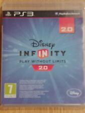 Disney Infinity 2.0 disco de juego y portal para PS3 Marvel Los Vengadores