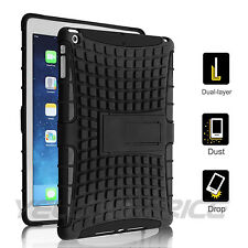 For iPad Mini 2 3 Special Shockproof Designed Hybrid Case Hard/Soft Stand Cover