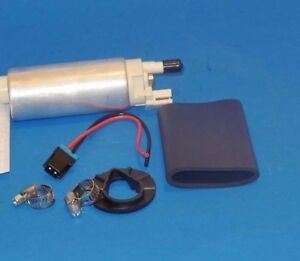 E3265 Electric Fuel Pump w/Strainer & Installation kits Fits: Chevrolet Pontiac