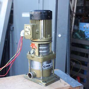 GRUNDFOS CR4-30N 8929 Vertical multistage centrifugal pump 0.55kW MG71B2-14F85