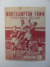 More details for northampton town vs coventry city | 1962/1963 | third division champions
