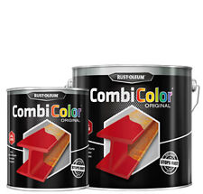 RUST-OLEUM - COMBICOLOR 750ML RAL 3000 BRIGHT RED - Smooth, 750ml