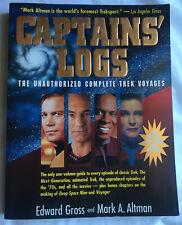 Captions' Logs The Unauthorized Complete Trek Voyages