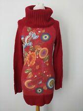 Robe ou tunique en mailles tricotées Desigual Taille M/L