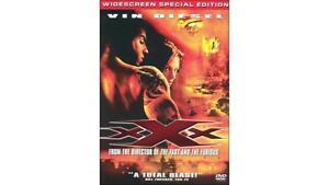 XXX - Widescreen - DVD - Vin Diesel
