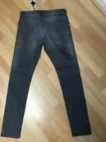 NWT Mens Diesel TEPPHAR Stretch Denim 084HP GREY Slim W29 L32 H6 RRP£150